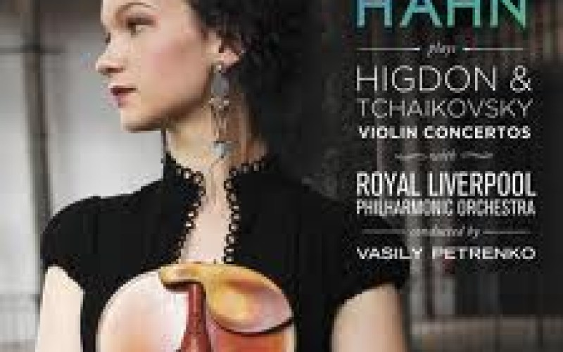 HIGDON & TCHAIKOVSKY CONCERTOS
