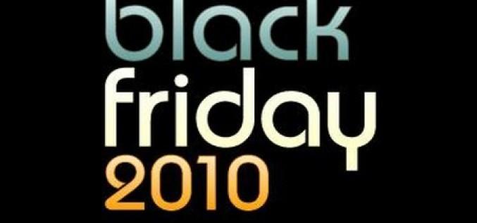 HAPPY BLACK FRIDAY & CYBER MONDAY!