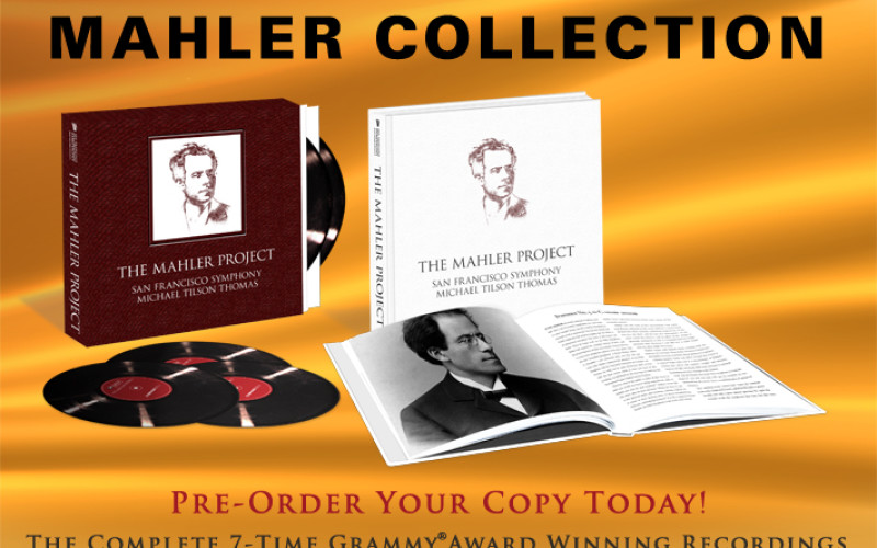 THE ULTIMATE MAHLER COLLECTION ON VINYL