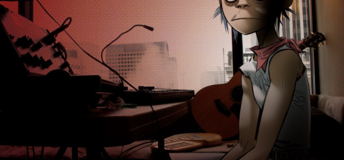 GORILLAZ – THE FALL