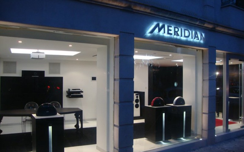 MERIDIAN CONCEPT STORES