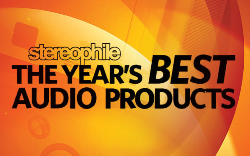 STEREOPHILE'S PRODUCTS OF 2010
