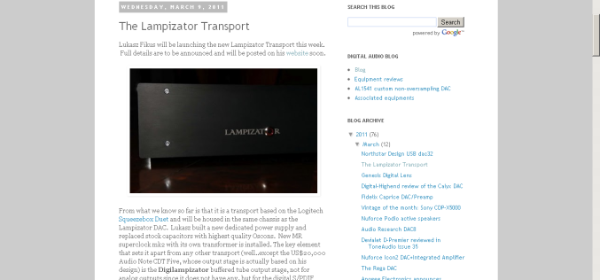LAMPIZATOR TRANSPORT