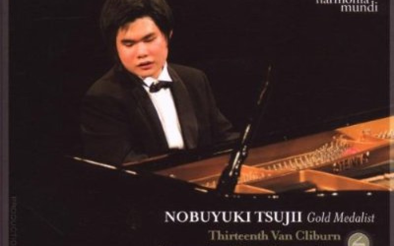 NOBUYUKI TSUJII: GOLD MEDALIST