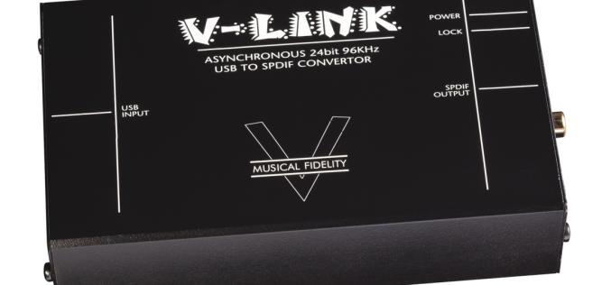 MUSICAL FIDELITY V-LINK