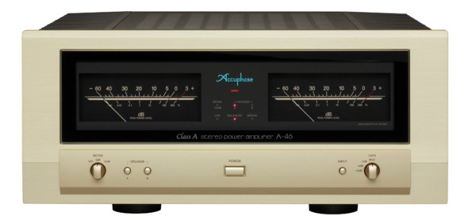 ACCUPHASE A-46