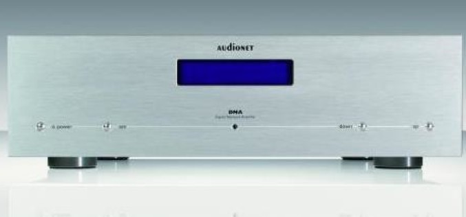 AUDIONET DNA