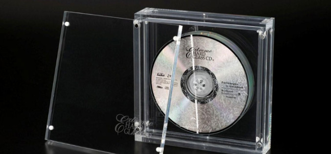 EXTREME HARD GLASS CD