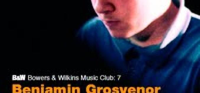 POLE POSITION: BENJAMIN GROSVENOR