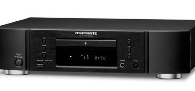 MARANTZ CD6004 & PM6004