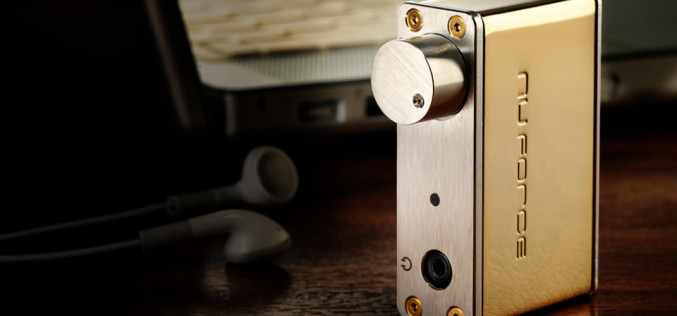 NUFORCE uDAC-2 SIGNATURE GOLD EDITION