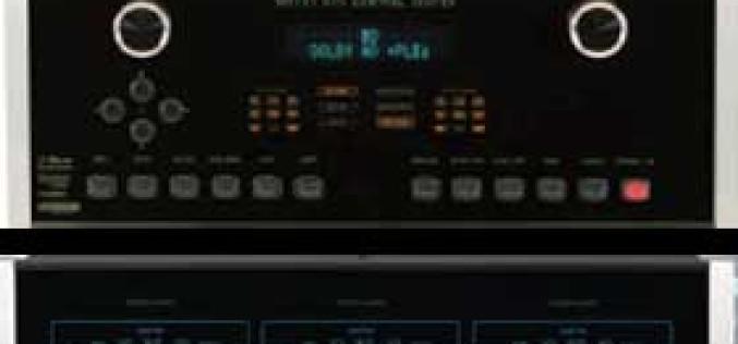 McINTOSH MX121, MC8207 & MVP891