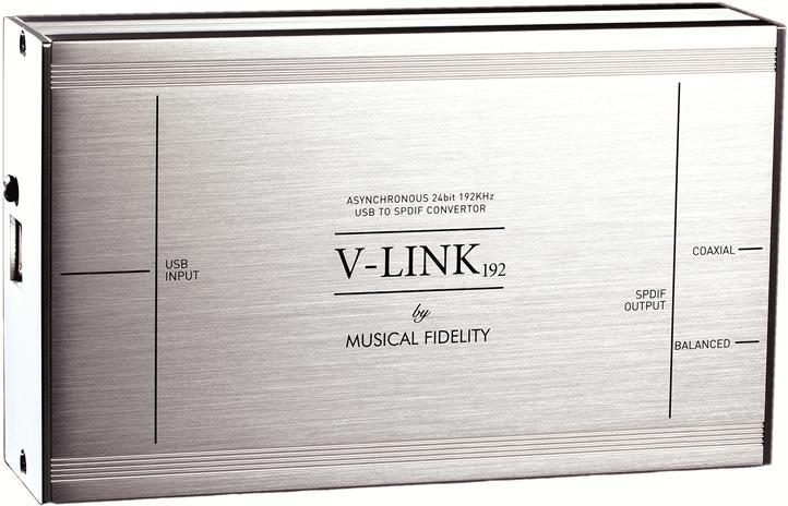 MUSICAL FIDELITY V-SERIES Mk.II