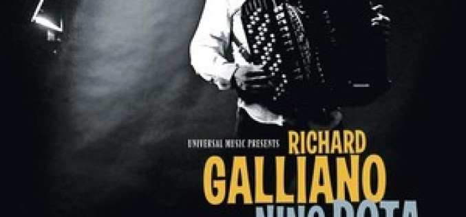 RICHARD GALLIANO: NINO ROTA