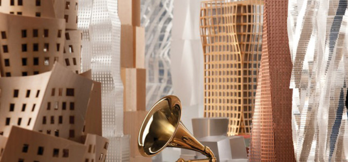 FRANK GEHRY & GRAMMY AWARDS