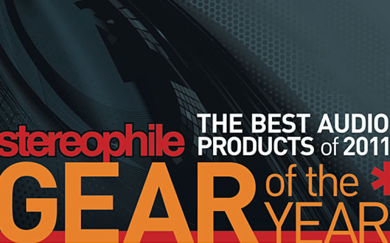 STEREOPHILE'S PRODUCTS OF 2011