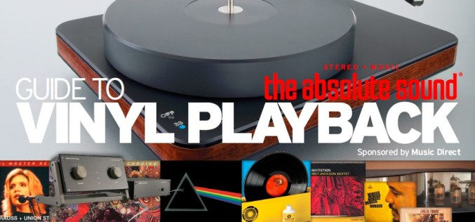 THE ABSOLUTE SOUND GUIDE TO VINYL PLAYBACK