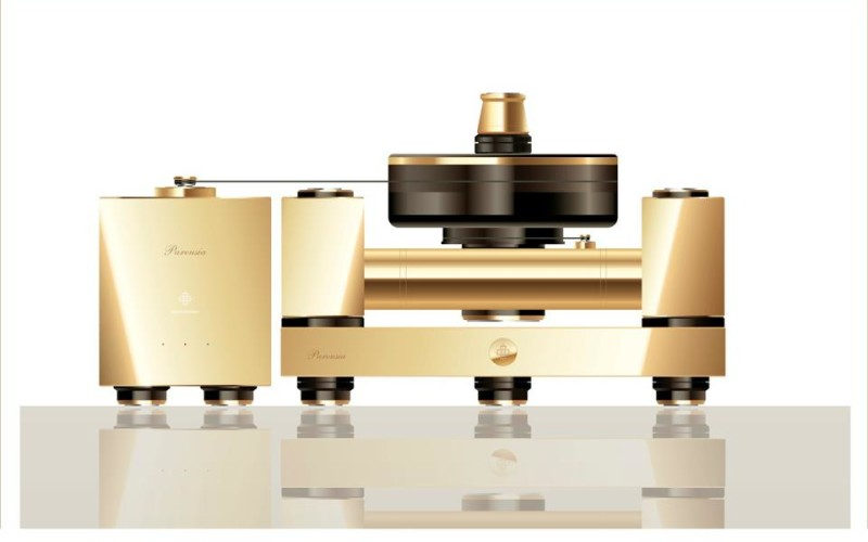 DALBY AUDIO DESIGN PAROUSIA