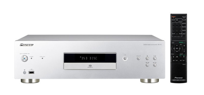 PIONEER  PD 10 & PD 30