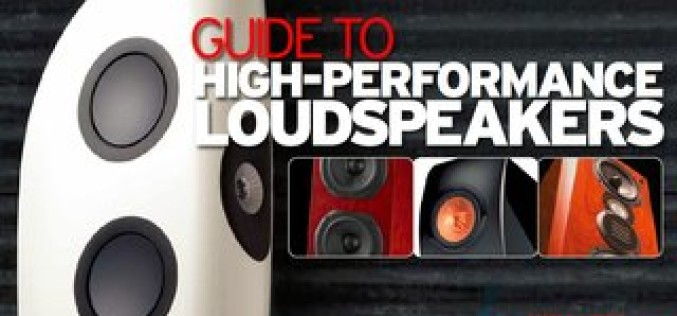 THE ABSOLUTE SOUND GUIDE TO HIGH-PERFORMANCE LOUDSPEAKERS