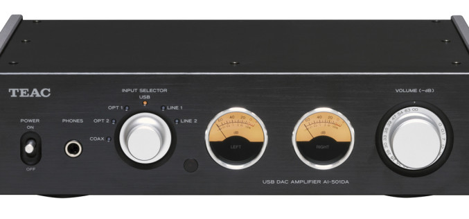 TEAC REFERENCE 501