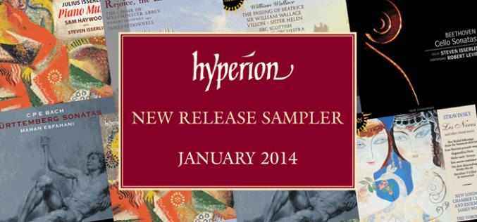 HYPERION NOVEMBER & DECEMBER 2012
