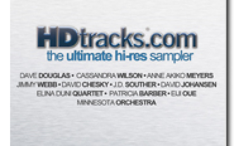 HDTRACKS 2013 SAMPLER