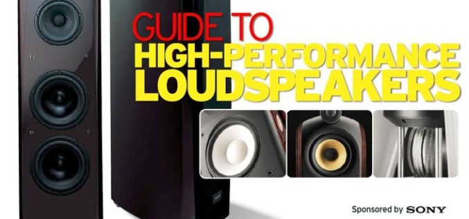 THE ABSOLUTE SOUND 2013 GUIDE TO LOUDSPEAKERS
