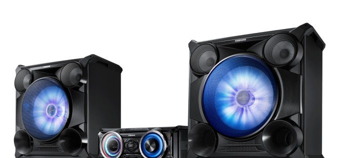 SAMSUNG GIGA SOUND SYSTEMS