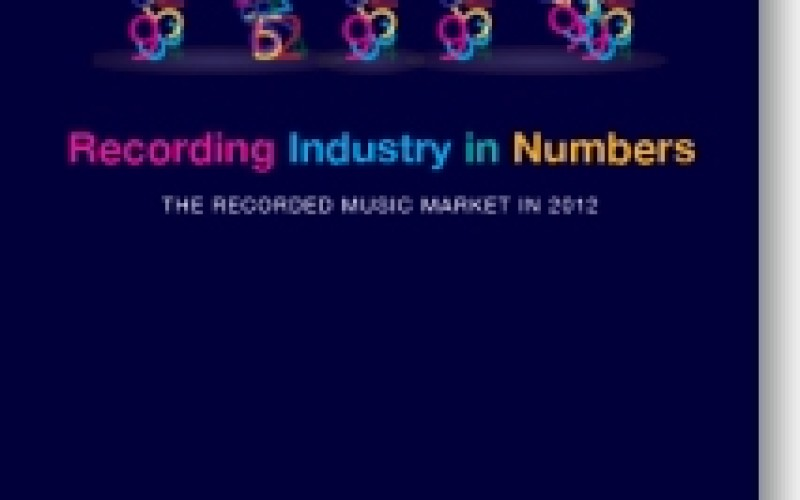 RECORDING INDUSTRY IN NUMBERS