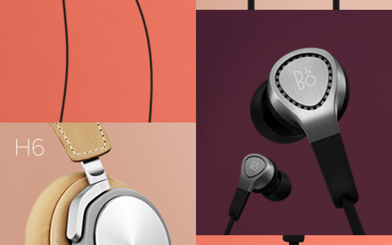 BEOPLAY H3 & H6
