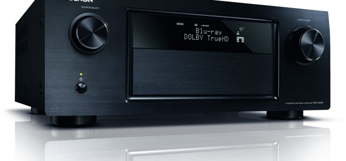 DENON AVR-X4000 & AVR-X3000