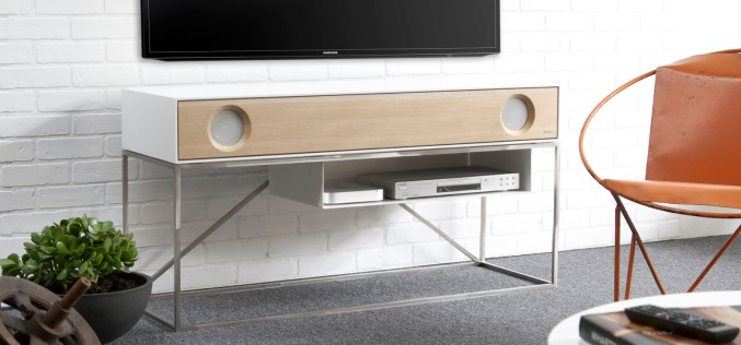 THE STEREO CONSOLE