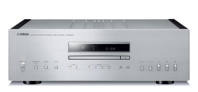 YAMAHA A-S3000 & CD-S3000