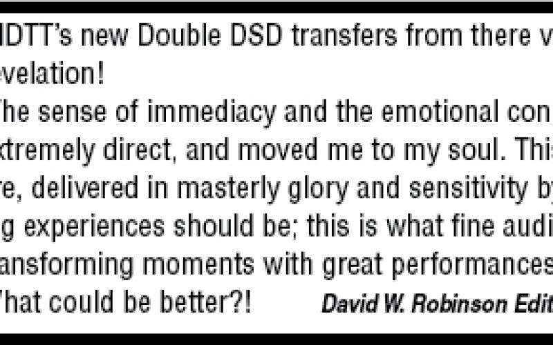 DSD w HDTT
