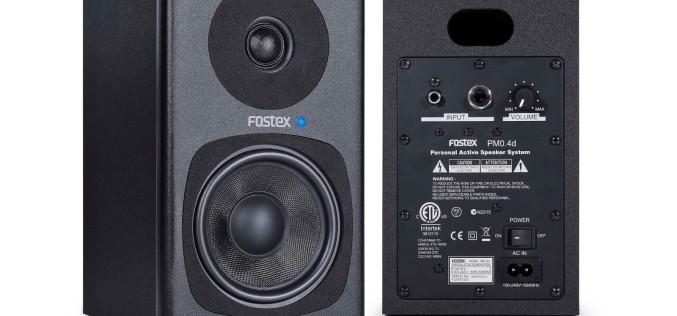 FOSTEX PM04d