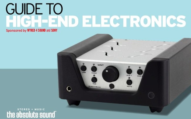GUIDE TO HIGH-END ELECTRONICS