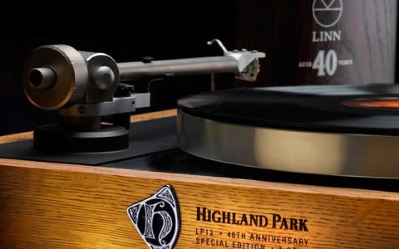 LINN SONDEK LP12 HIGHLAND PARK