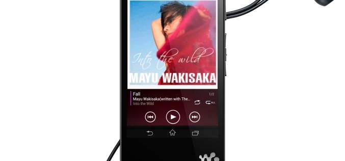 WALKMAN F886