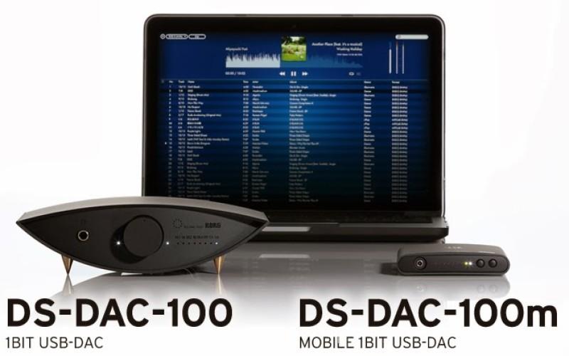 KORG DS-DAC100 & DS-DAC100M