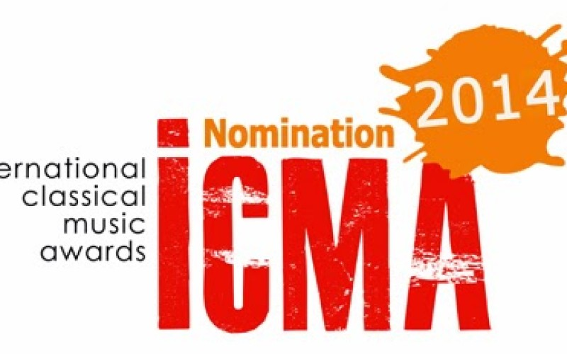 INTERNATIONAL CLASSICAL MUSIC AWARDS 2014