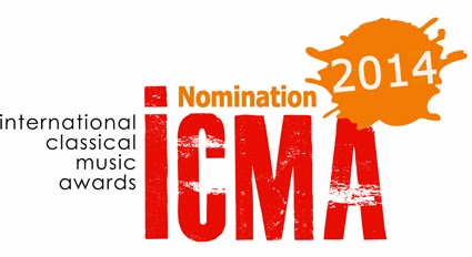 INTERNATIONAL CLASSICAL MUSIC AWARDS 2014