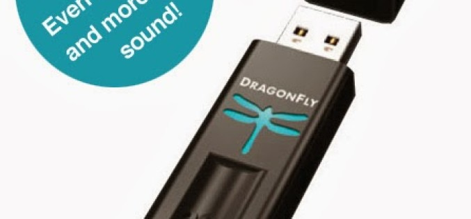 AUDIOQUEST DRAGONFLY v1.2