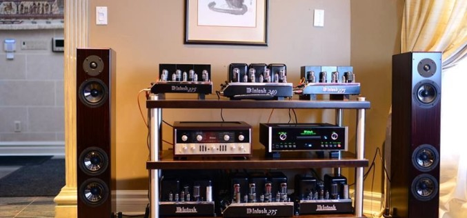 MCINTOSH MB100, MHA100 & MXA70