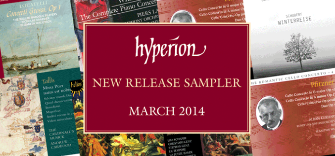 HYPERION MARCH 2014