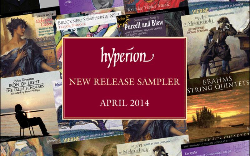 HYPERION APRIL 2014