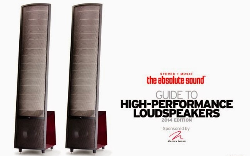 THE ABSOLUTE SOUND GUIDE TO HIGH-PERFORMANCE LOUDSPEAKERS 2014