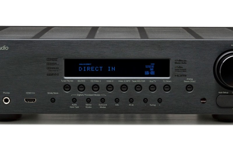 CAMBRIDGE AUDIO AZUR 551R V2 & AZUR 751 V2