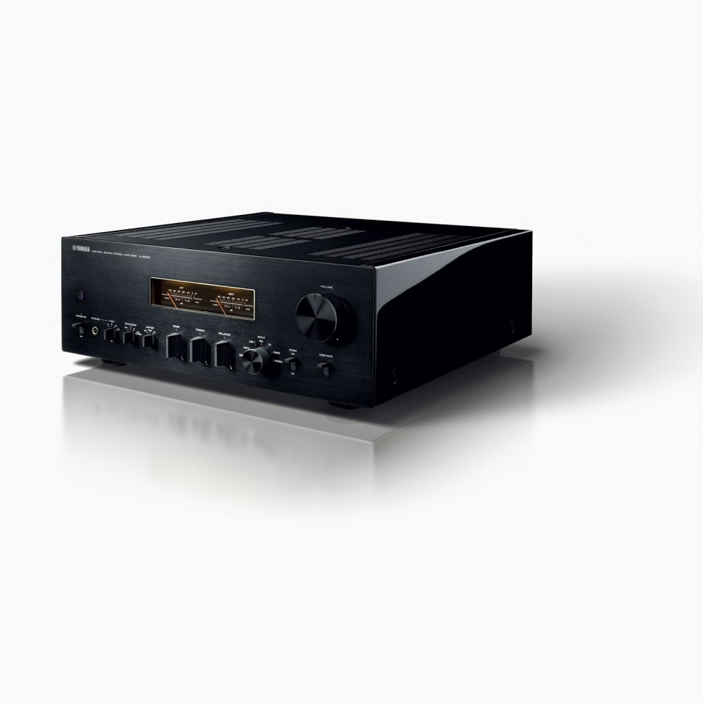 Yamaha Cd S2100 Amp A S2100 ZbliŻenie Audio Lifestyle