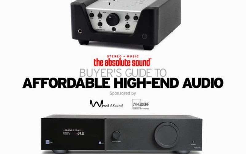 THE ABSOLUTE SOUND BUYER'S GUIDE TP AFFORDABLE HIGH-END AUDIO